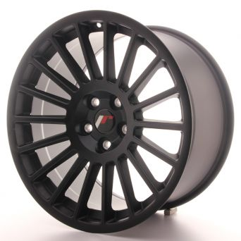 Japan Racing Wheels - JR-16 Matt Black (18x9.5 Zoll)