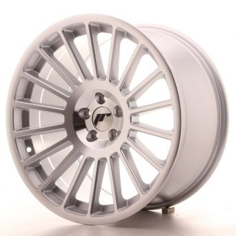 Japan Racing Wheels - JR-16 Silver Machined (18x9.5 Zoll)