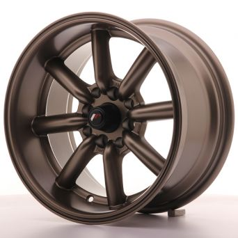 Japan Racing Wheels - JR-19 Matt Bronze (15x8 inch)