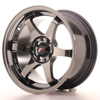 Japan Racing Wheels - JR-3 Black Chrom (15 inch)