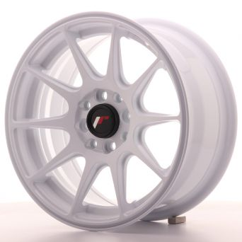 Japan Racing Wheels - JR-11 White (15x7 inch)