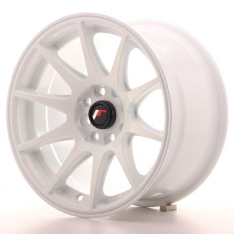 Japan Racing Wheels - JR-11 White (15x8 inch)