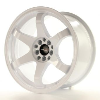 Japan Racing Wheels - JR-3 White (17x9 inch)