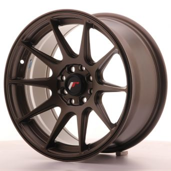 Japan Racing Wheels - JR-11 Matt Bronze (16 inch)