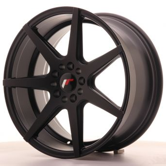 Japan Racing Wheels - JR-20 Matt Black (18x8.5 Zoll)