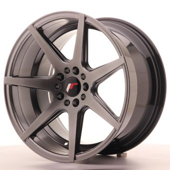 Japan Racing Wheels - JR-20 Hiper Black (18x9.5 Zoll)