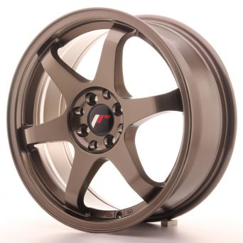 Japan Racing Wheels - JR-3 Bronze (17x7 inch)