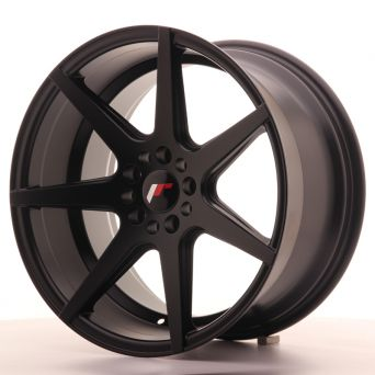 Japan Racing Wheels - JR-20 Matt Black (18x9.5 Zoll)