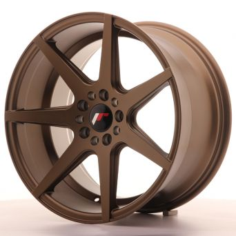 Japan Racing Wheels - JR-20 Matt Bronze (18x9.5 Zoll)