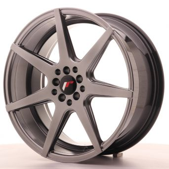 Japan Racing Wheels - JR-20 Hiper Black (19x8.5 inch)