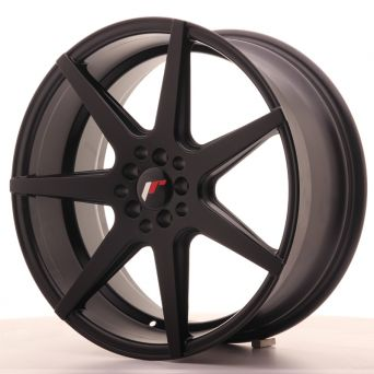 Japan Racing Wheels - JR-20 Matt Black (19x8.5 inch)
