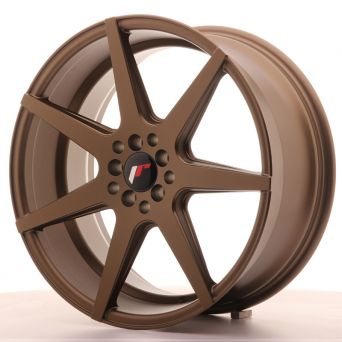 Japan Racing Wheels - JR-20 Matt Bronze (19x8.5 inch)