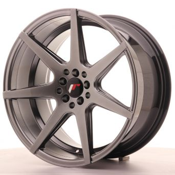 Japan Racing Wheels - JR-20 Hiper Black (19x9.5 Zoll)