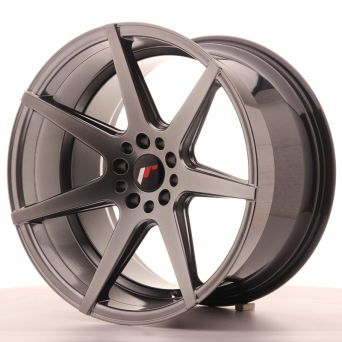 Japan Racing Wheels - JR-20 Hiper Black (19x11 Zoll)