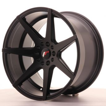 Japan Racing Wheels - JR-20 Matt Black (19x11 Zoll)