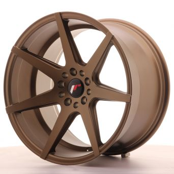 Japan Racing Wheels - JR-20 Matt Bronze (19x11 Zoll)