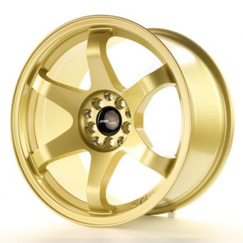 Japan Racing Wheels - JR-3 Gold (17x9 inch)