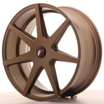Japan Racing Wheels - JR-20 Matt Bronze (20x8.5 Zoll)