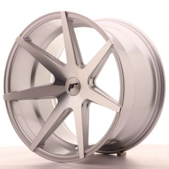 Japan Racing Wheels - JR-20 Silver Machined (20x11 Zoll)