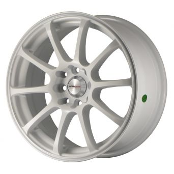 Japan Racing Wheels - JR-2 White (15 inch)