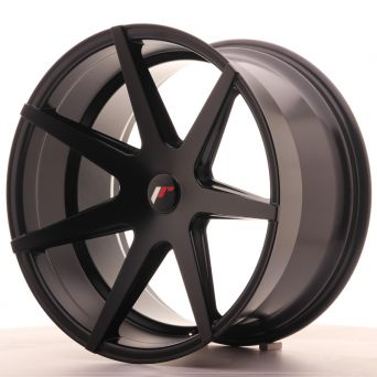 Japan Racing Wheels - JR-20 Matt Black (20x11 Zoll)