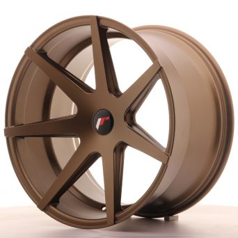 Japan Racing Wheels - JR-20 Matt Bronze (20x11 Zoll)