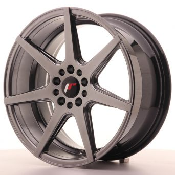 Japan Racing Wheels - JR-20 Hiper Black (18x8.5 Zoll)
