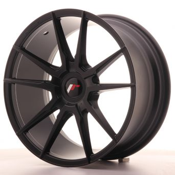 Japan Racing Wheels - JR-21 Matt Black (18x8.5 inch)