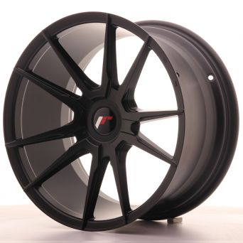 Japan Racing Wheels - JR-21 Matt Black (18x9.5 inch)