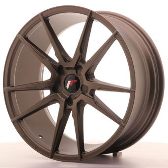 Japan Racing Wheels - JR-21 Matt Bronze (20x8.5 Zoll)