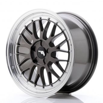 Japan Racing Wheels - JR-23 Hiper Black (18x8.5 inch)