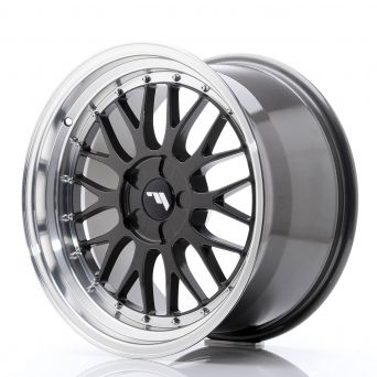 Japan Racing Wheels - JR-23 Hiper Black (18x9.5 inch)