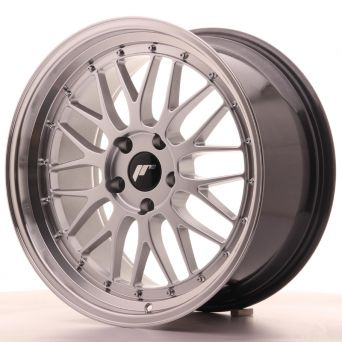Japan Racing Wheels - JR-23 Hiper Silver (19x9.5 inch)