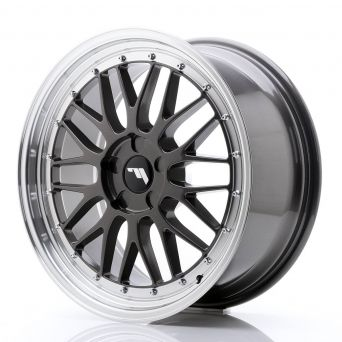 Japan Racing Wheels - JR-23 Hiper Black (19x8.5 inch)
