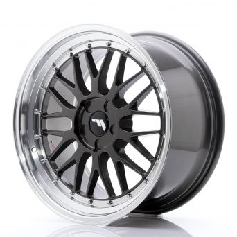 Japan Racing Wheels - JR-23 Hiper Black (19x9.5 inch)