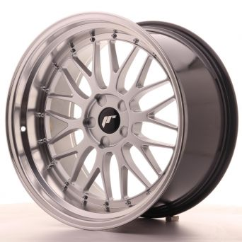 Japan Racing Wheels - JR-23 Hiper Silver (20x10.5 inch)