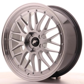 Japan Racing Wheels - JR-23 Hiper Silver (20x8.5 inch)