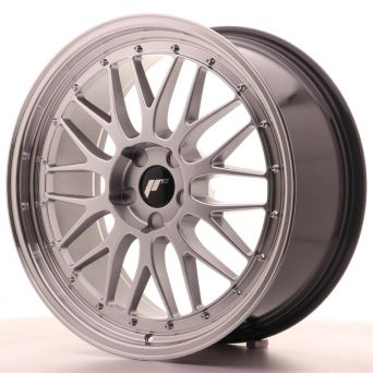 Japan Racing Wheels - JR-23 Hiper Silver (20x9 inch)