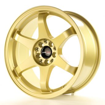 Japan Racing Wheels - JR-3 Gold (17x8 inch)