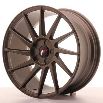 Japan Racing Wheels - JR-22 Matt Bronze (18x8.5 inch)