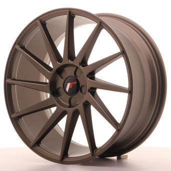 Japan Racing Wheels - JR-22 Matt Bronze (19x8.5 inch)