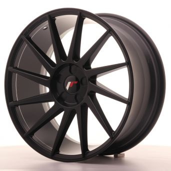 Japan Racing Wheels - JR-22 Matt Black (19x8.5 inch)