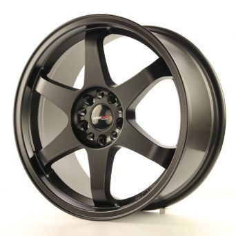 Japan Racing Wheels - JR-3 Matt Black (18x8 inch)