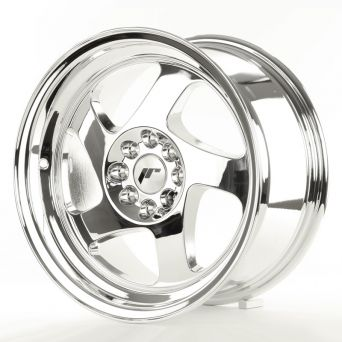 Japan Racing Wheels - JR-15 Chrome (16x9 inch)