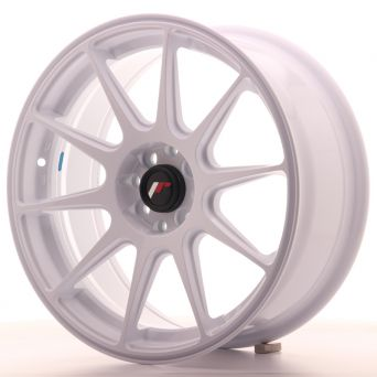 Japan Racing Wheels - JR-11 White (17x7.25 inch)