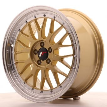 Japan Racing Wheels - JR-23 Gold (18x8.5 inch)