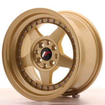 Japan Racing Wheels - JR-6 Gold (15 inch)
