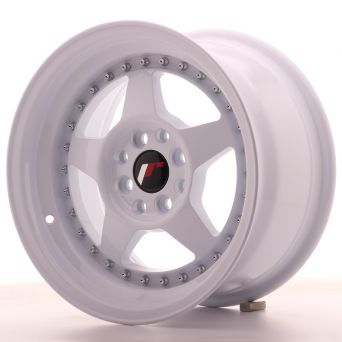 Japan Racing Wheels - JR-6 White (15 inch)