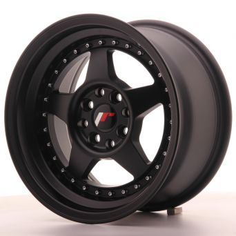 Japan Racing Wheels - JR-6 Matt Black (15 inch)