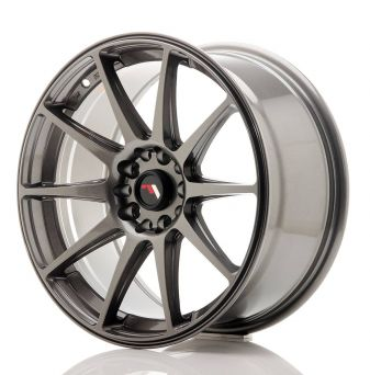 Japan Racing Wheels - JR-11 Dark Hyper Black (18x9.5 inch)
